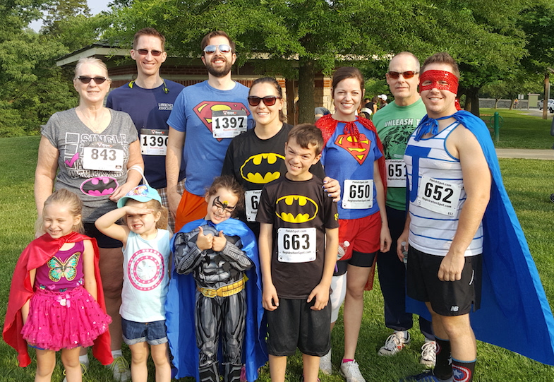 Lawrence & Associates Participates In The CASA Run For Kids, Benefiting Abused And Neglected Children In Northern Kentucky