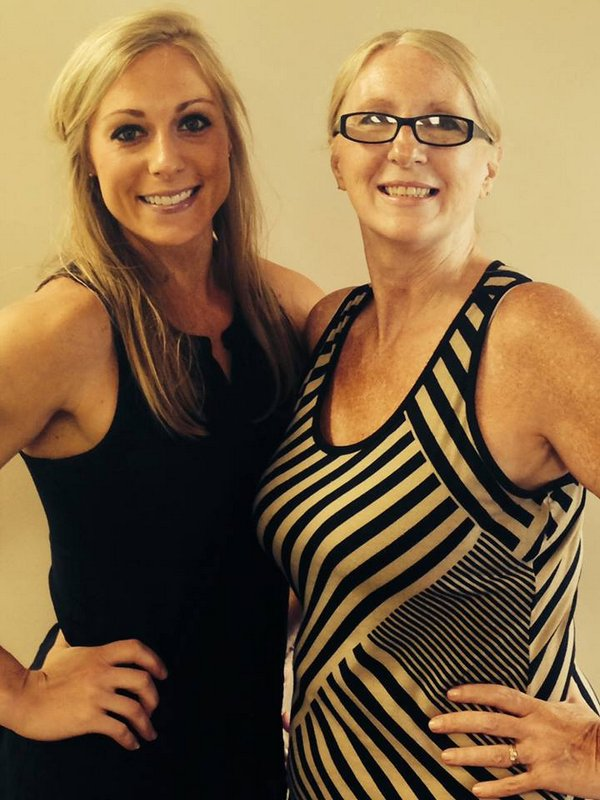 Melissa Doss And Denise Burdette Celebrate Their Work Anniversaries