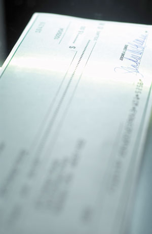 bank-check