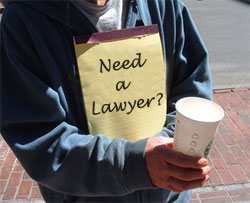 attorney solicitation
