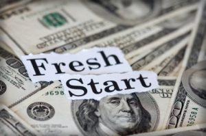 fresh start bankruptcy