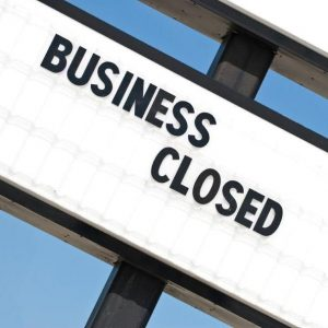 small business bankruptcy
