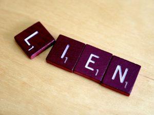 Claim Lien